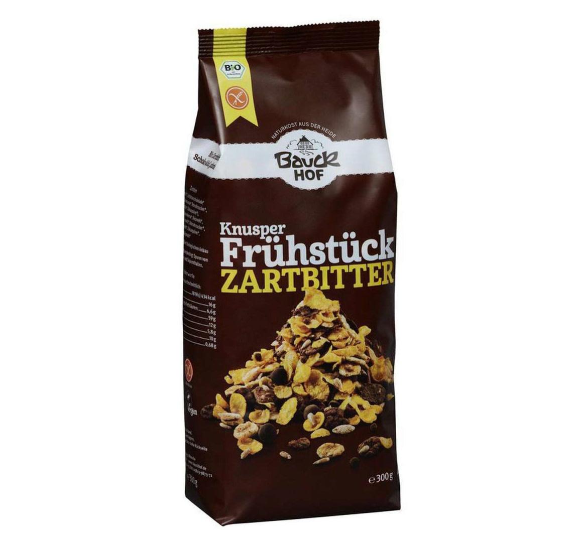 BAUCKHOF BAUCKHOF Crunchy Dark Chocolate Creal