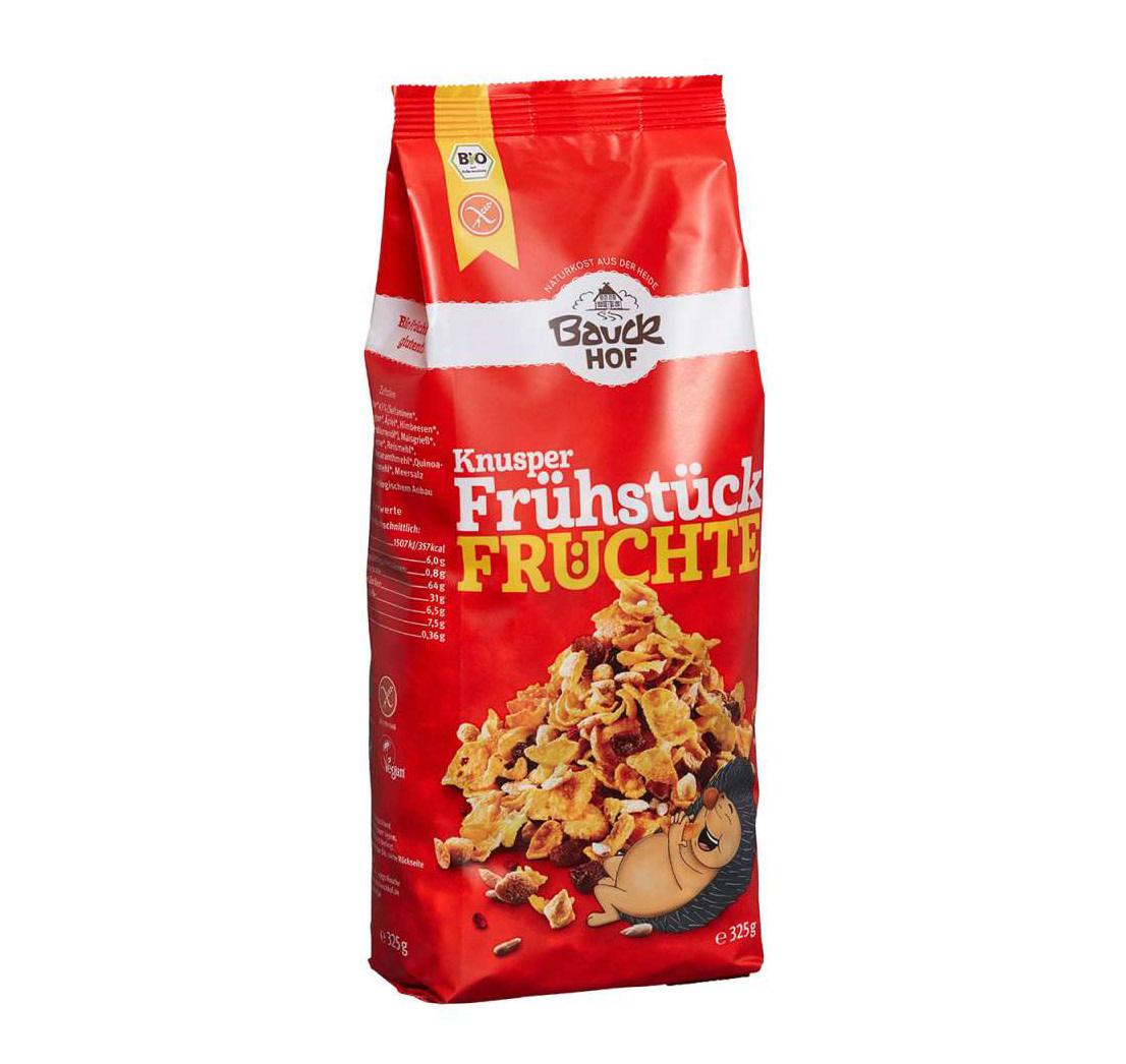 BAUCKHOF BAUCKHOF Crunchy Fruits Creal