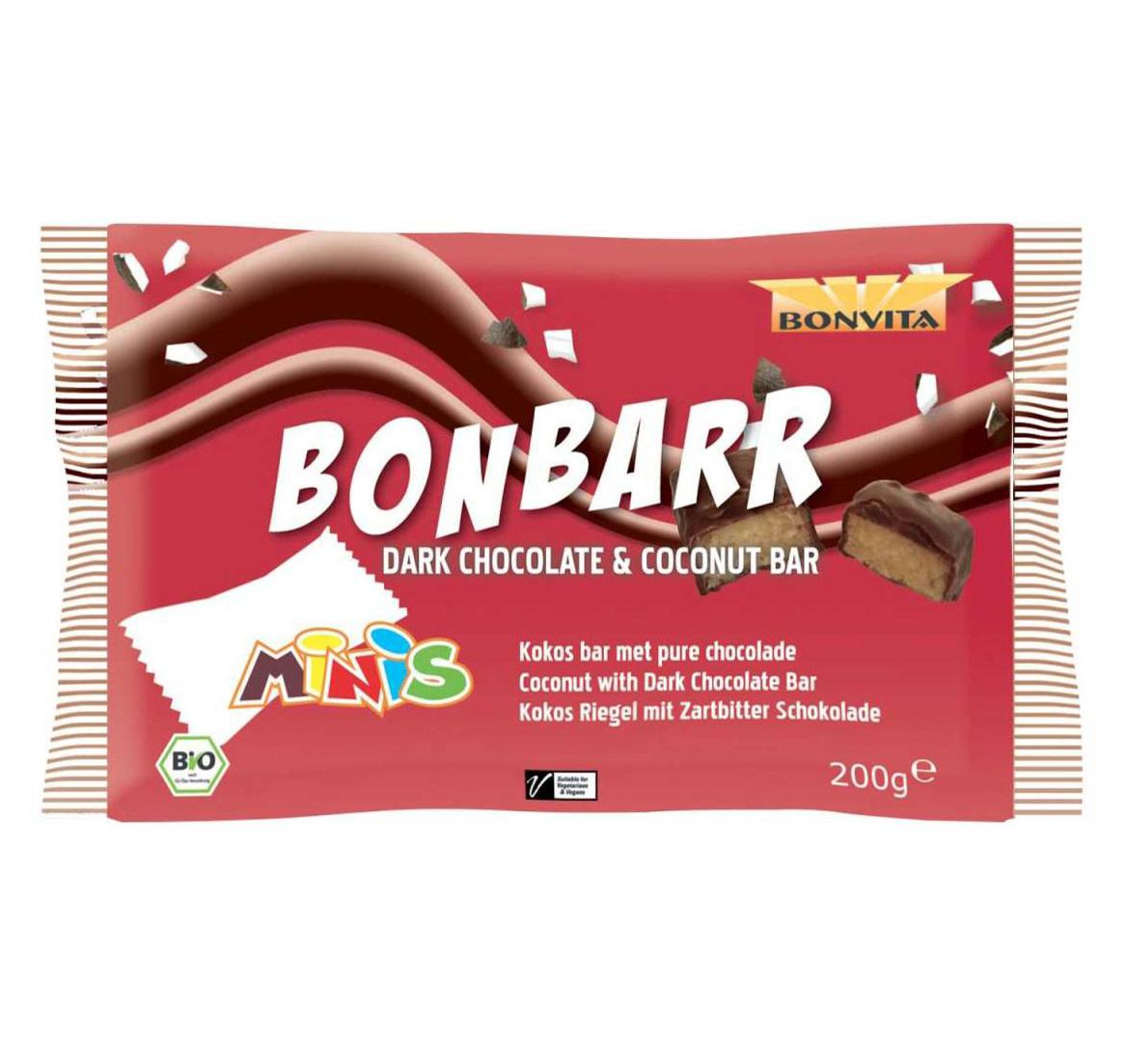 BONVITA BONVITA Bonbarr Minis - Coconut with Dark Chocolate