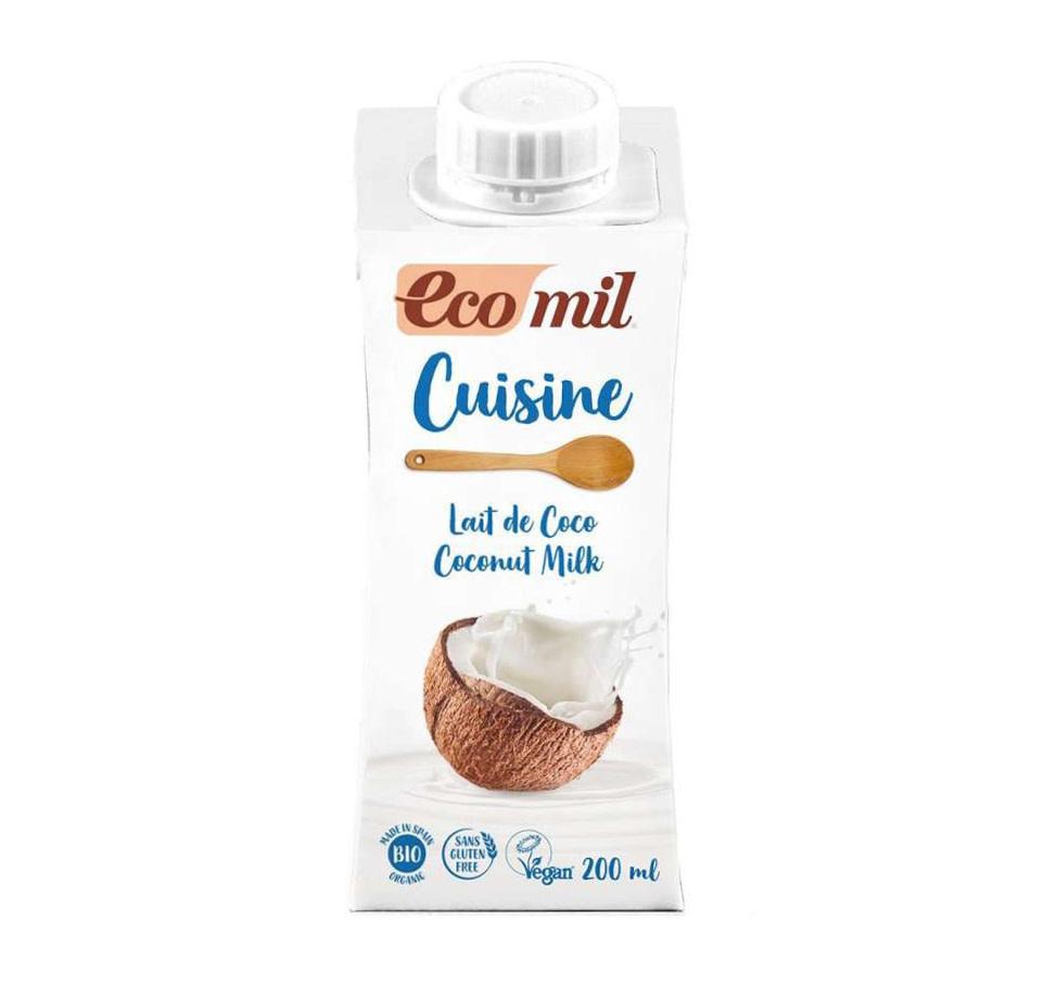 ECOMIL Cuisine Chef Coconut Milk