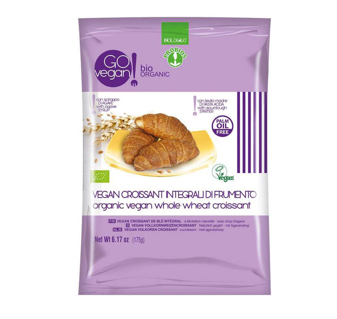GOvegan GOVEGAN Organic Vegan Croissants