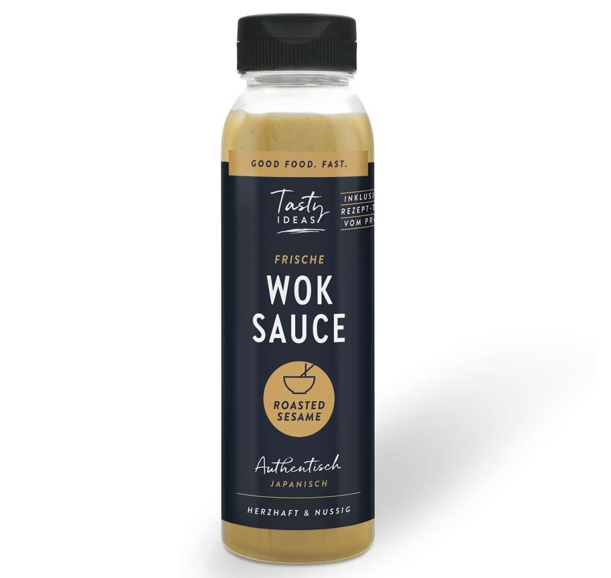 TASTY IDEAS TASTY IDEAS Wok Sauce - Japanese Roasted Sesame