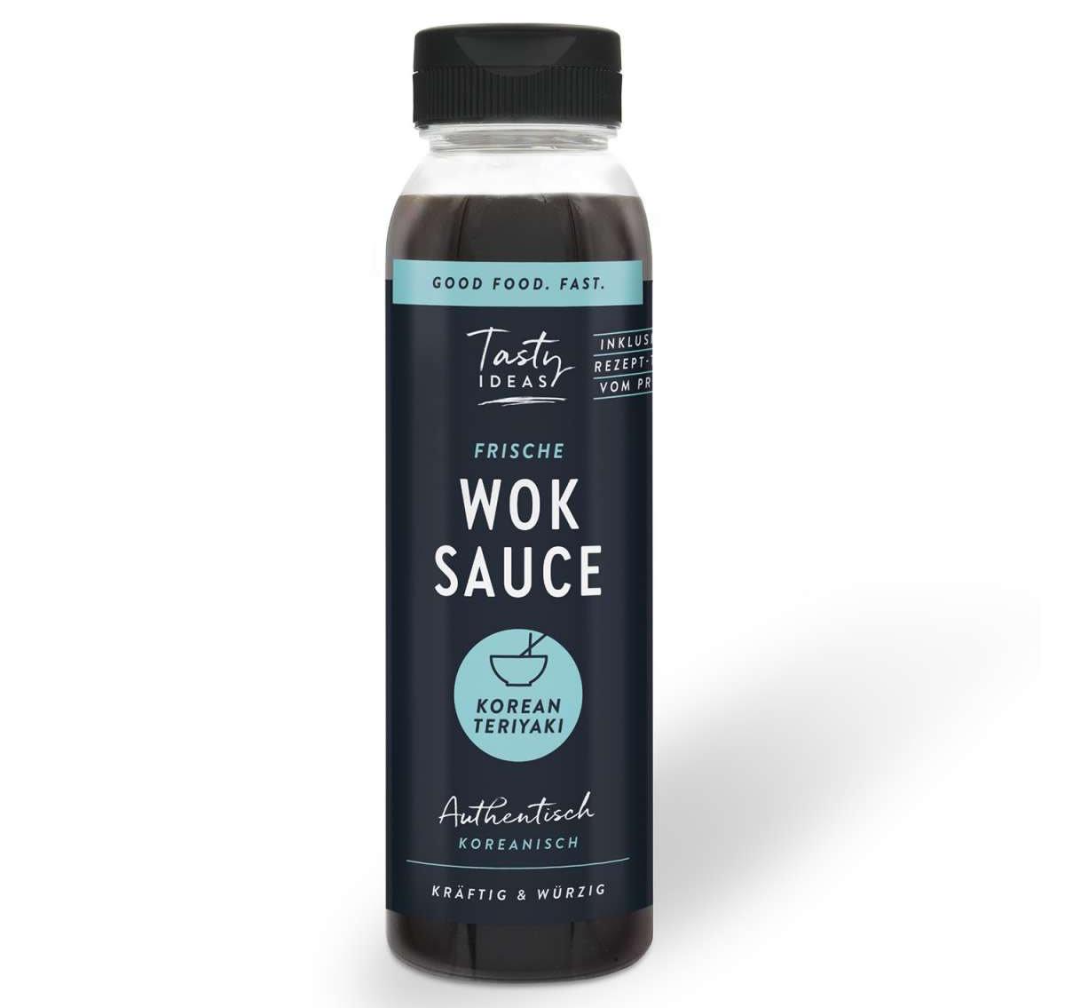TASTY IDEAS TASTY IDEAS Wok Sauce - Korean Teriyaki