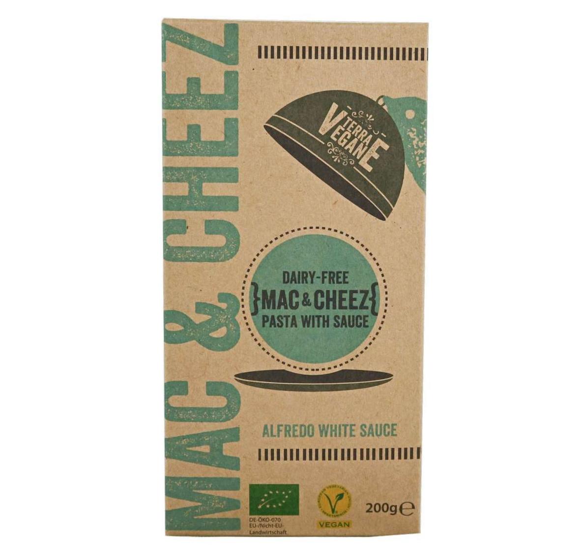 TERRA VEGANE TERRA VEGANE Mac-Alfredo Pasta & Sauce