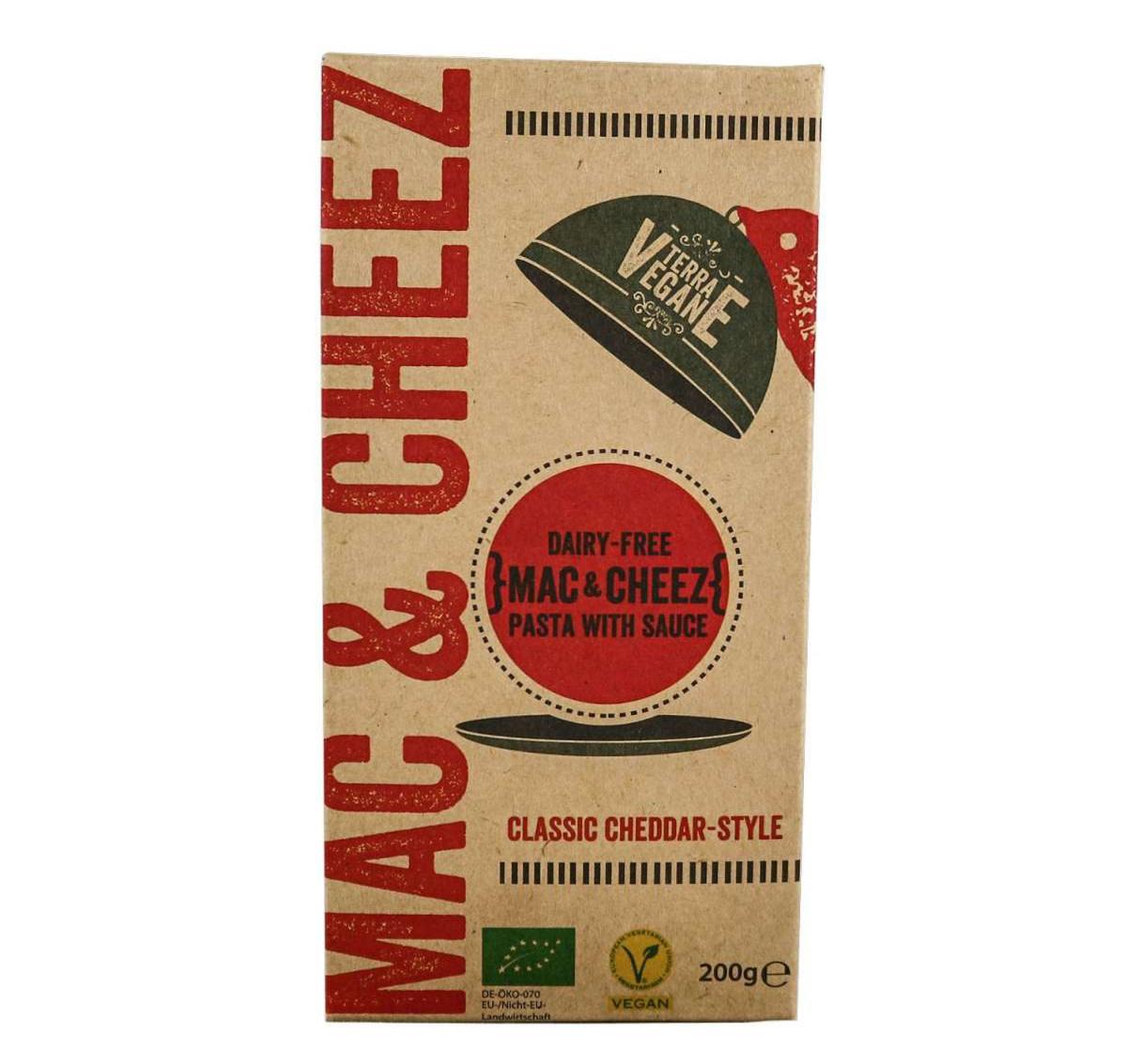 TERRA VEGANE TERRA VEGANE Mac-Classic Pasta & Sauce
