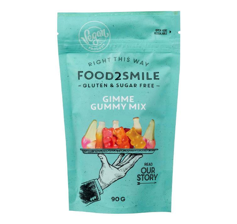 FOOD2SMILE FOOD2SMILE Gimme Gummy Mix