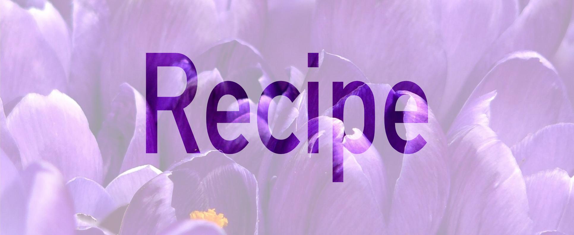 Veggie Garden Recipe Ingredients