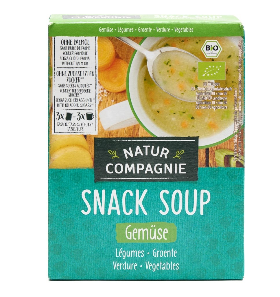 NATUR COMPAGNIE NATUR COMPAGNIE Snack Soup - Asia Vegetable