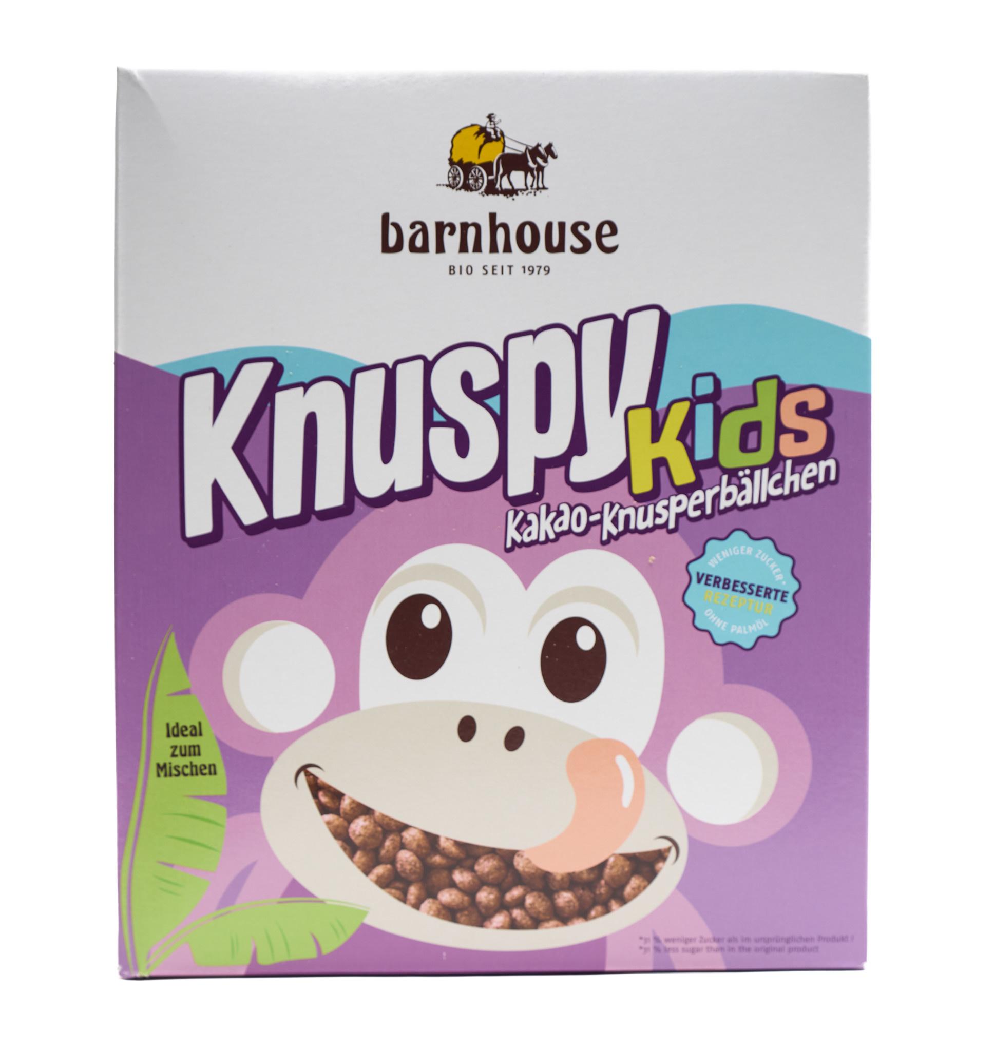 BARNHOUSE BARNHOUSE Organic Crunchy Cocoa Balls