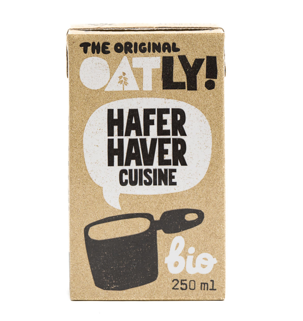 OATLY OTALY Oat Cuisine Cooking Cream
