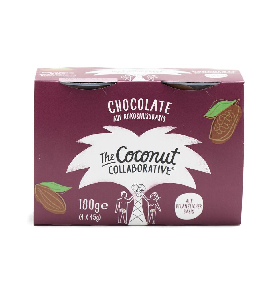 THE COCONUT COLLABORATIVE Coconut Dessert - Chocolate