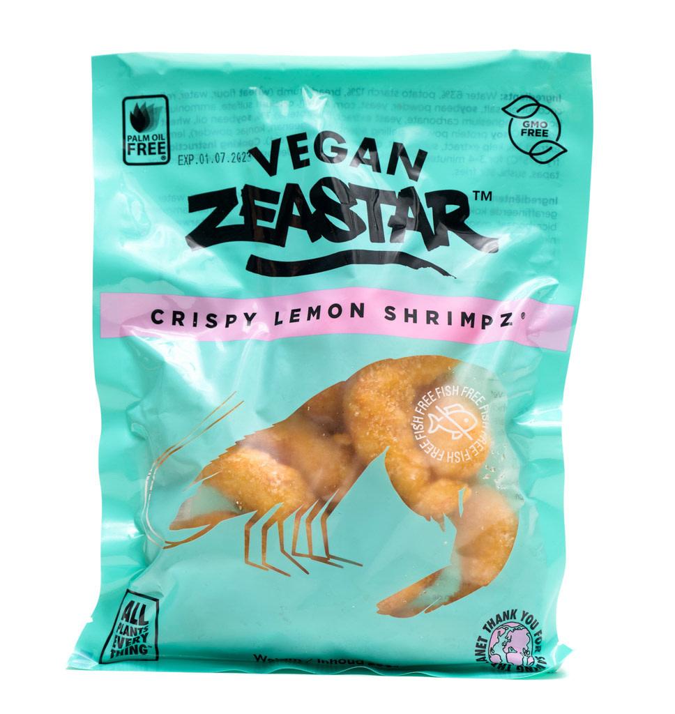 VEGAN ZEASTAR VEGAN ZEASTAR Lemon shrimpz