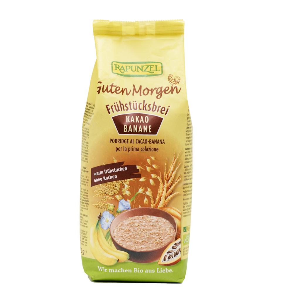 RAPUNZEL RAPUNZEL Organic Breakfast Cereals - Cocoa Banana