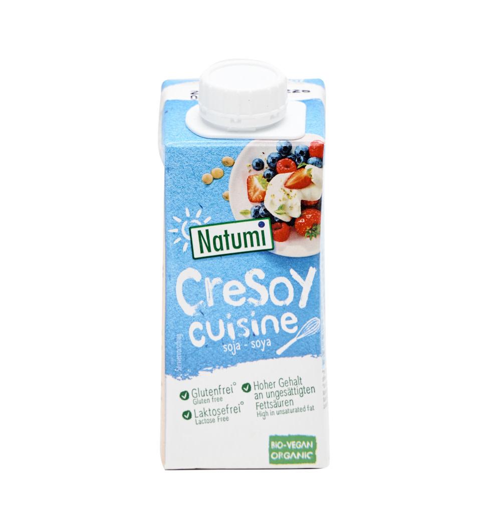 NATUMI Bio-Vegan Cuisine Soya Froth