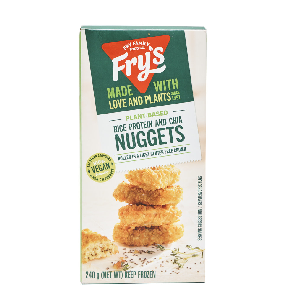 FRY'S FRY'S Rice Protein Chia Nuggets