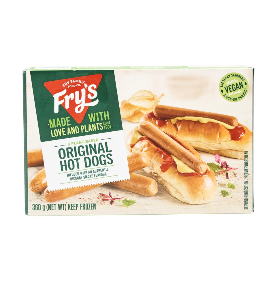 FRY'S FRY'S Vegan Hot Dogs