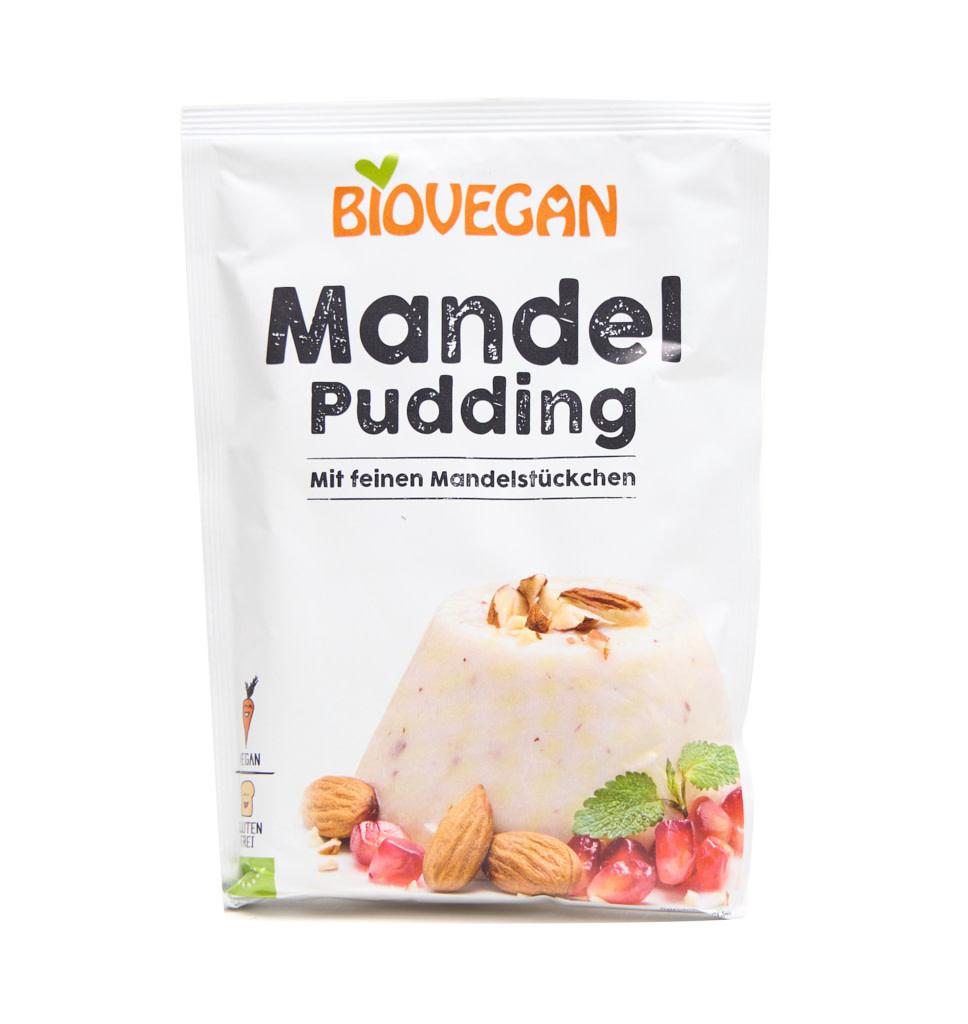BIOVEGAN BIOVEGAN Almond Pudding