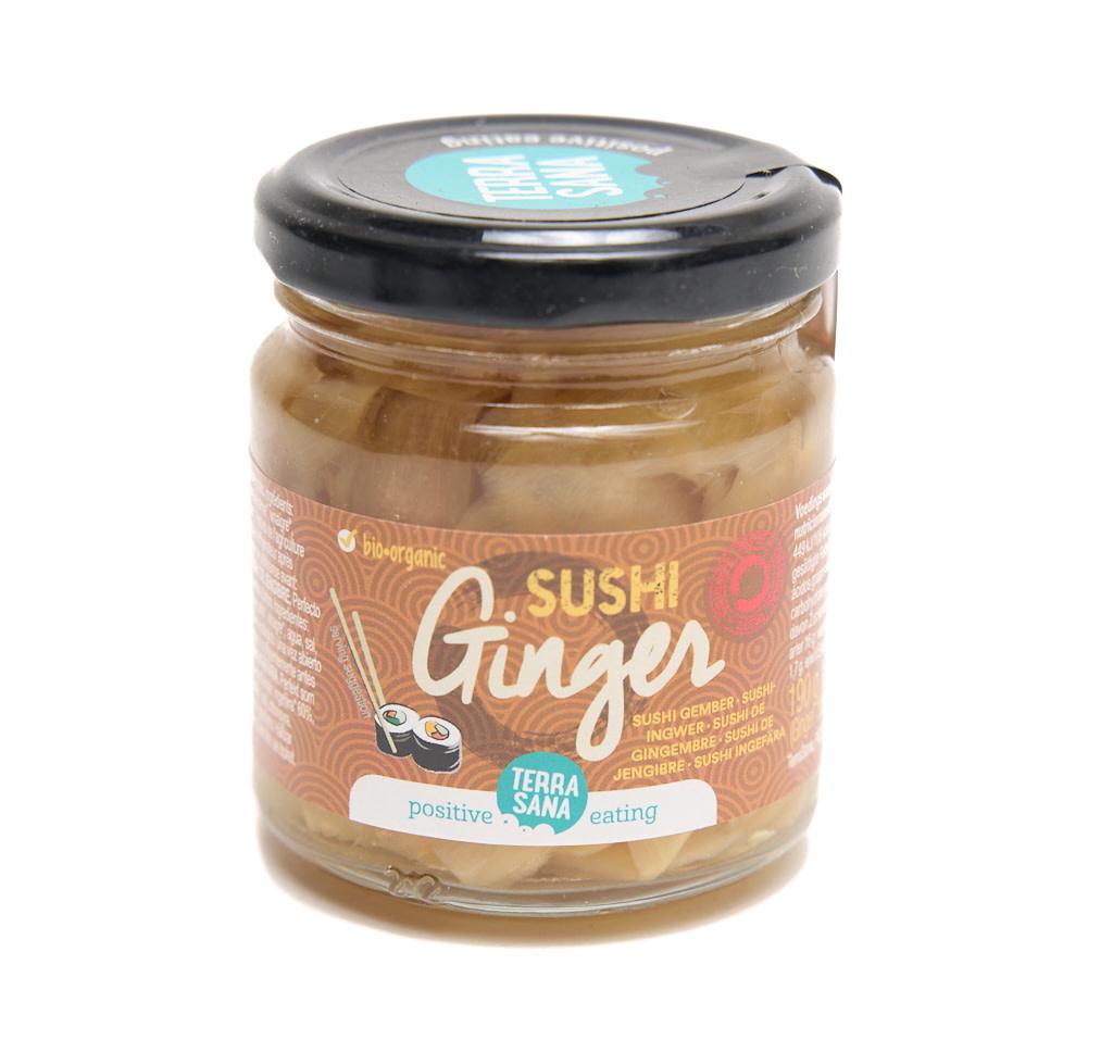 TERRASANA TERRA SANA BIO Sushi Ginger
