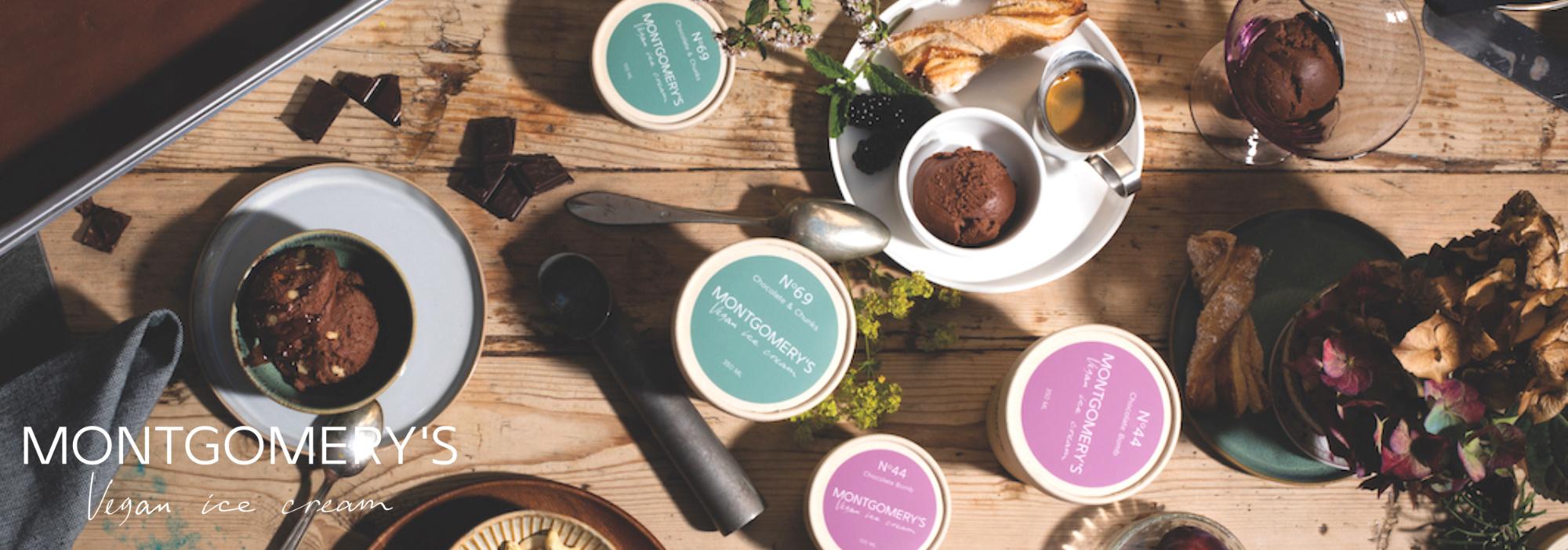 Montgomery's Vegan Ice Cream