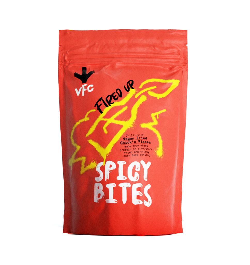 VFC VFC Vegan Fried Spicy Chick*n Bites