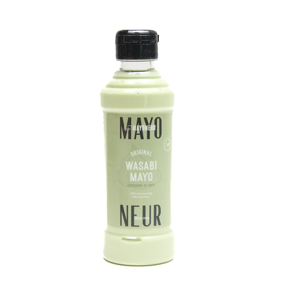 MAYONEUR MAYONEUR Vegan Wasabi Mayo