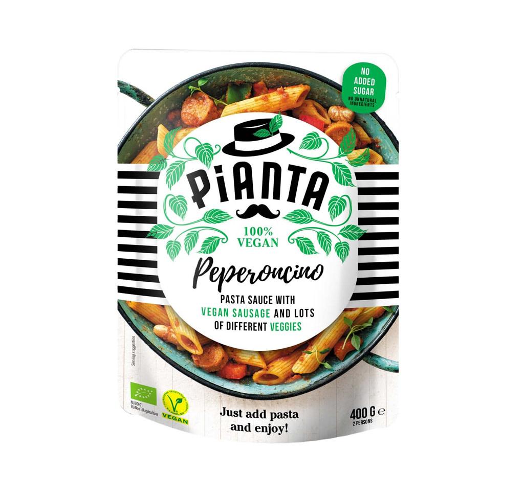 PIANTA PIANTA Bio & Vegan Pasta Peperoncino