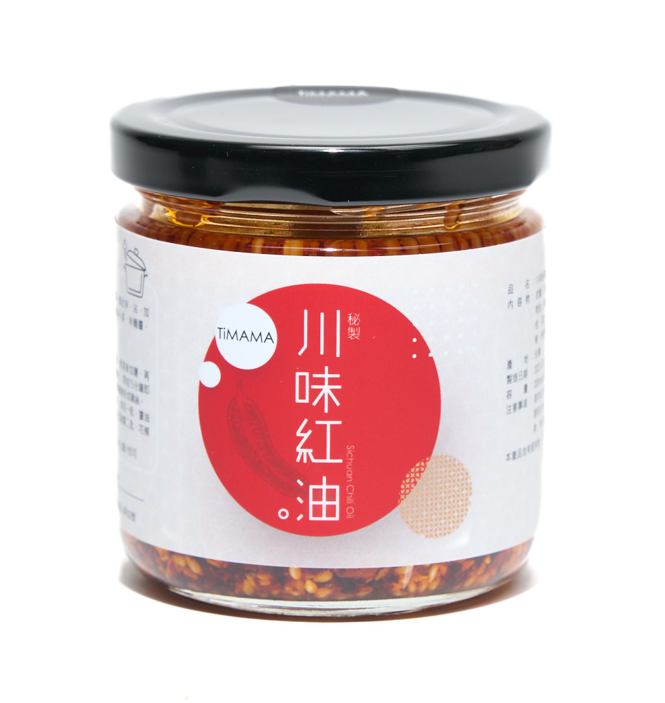 TiMAMA TiMAMA's Recipe - Sichuan Spicy Chili Oil