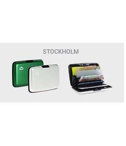 Ögon kaarthouder aluminium Stockholm