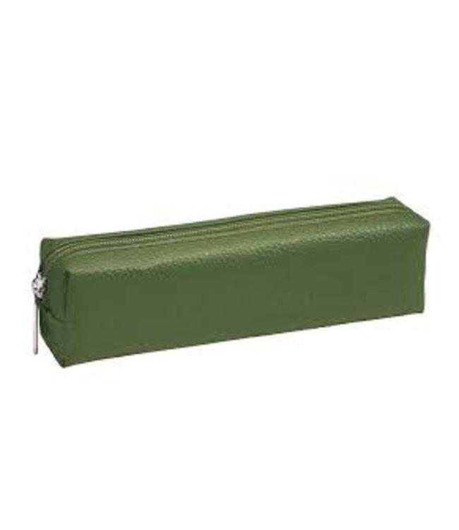 Bombata Pencil case classic khaki green