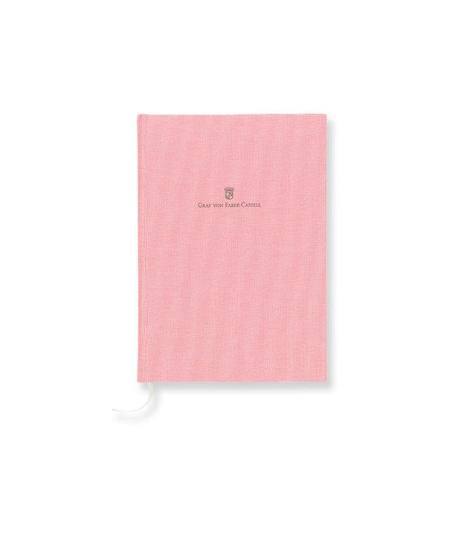 Graf von Faber Castell notebook with linen cover A5 Yozakura