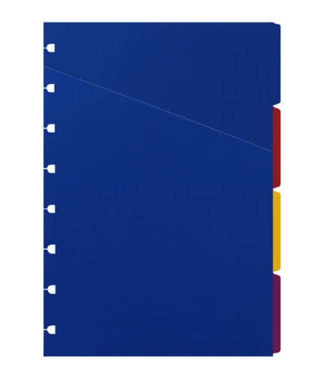 Filofax Filofax A5 Notebook refill bright indices