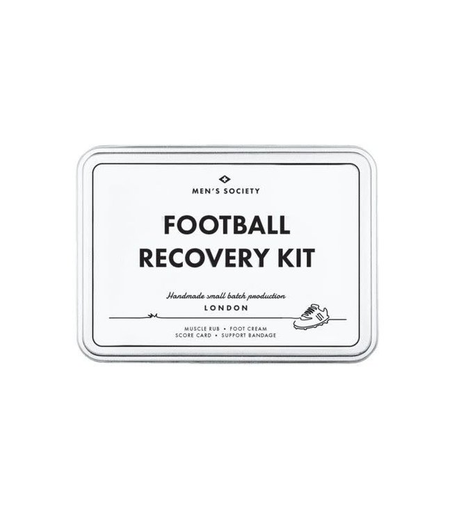 Men's Society Men's Society Footbal Recovery Kit