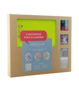 Filofax Filofax Clipbook A5 creative kit Pear