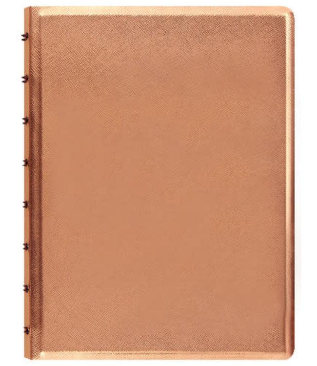 Filofax Filofax A5 Notebook Metallic