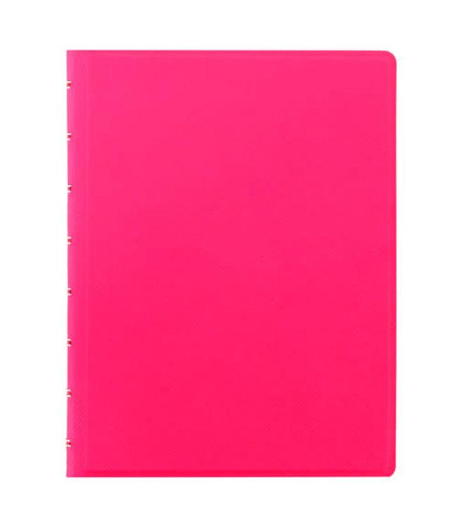 Filofax Filofax A5 Notebook FLUO