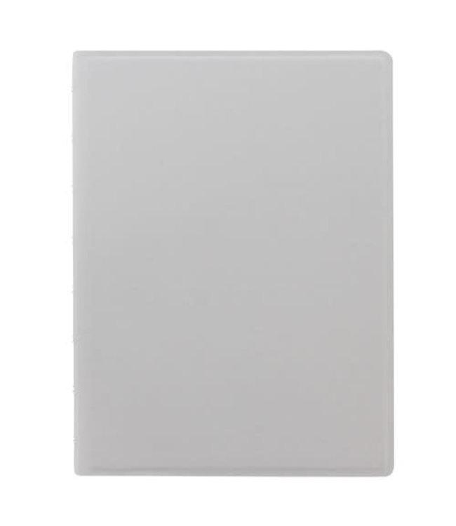 Filofax Filofax A5 Notebook FLUO  Grey/Yellow