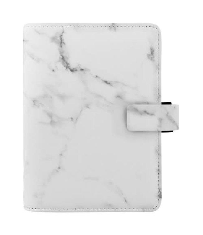 Filofax Personal Organiser Marble