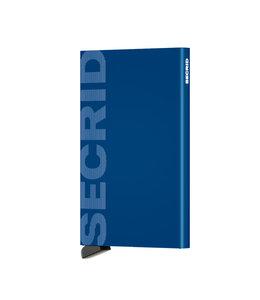 Secrid cardprotector laser