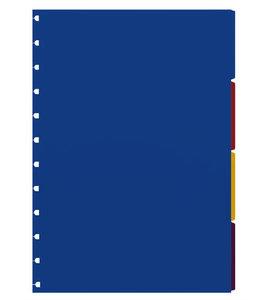 Filofax A4 Notebook refill Bright indices