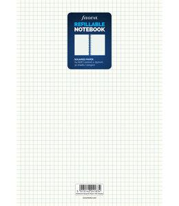 Filofax A4 Notebook Refill White paper