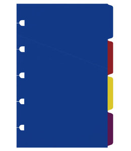 Filofax Pocket notebook refill bright indices