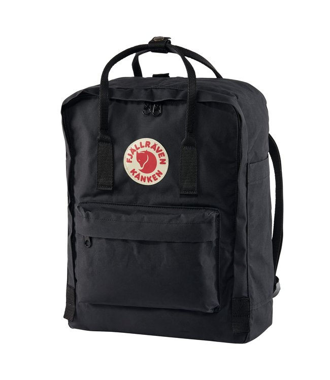 Fjall Raven FjallRaven Kanken - Shades of Grey:Black