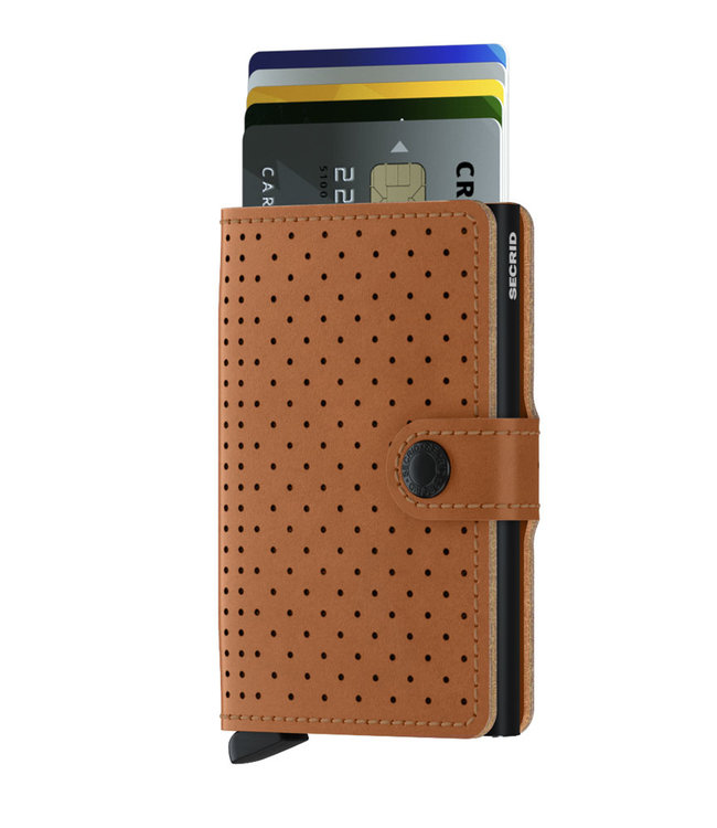 Secrid Perforated miniwallet