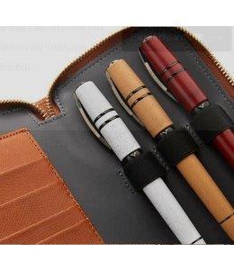 Visconti Three-pen holder