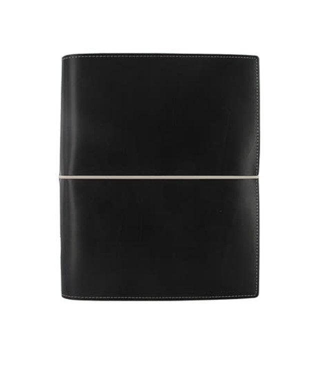 Filofax FILOFAX ORG A5 DOMINO BLACK