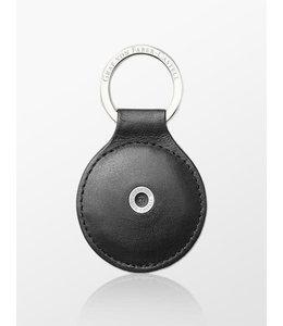 Graf von Faber Castell Key Fob Smooth leather (round)
