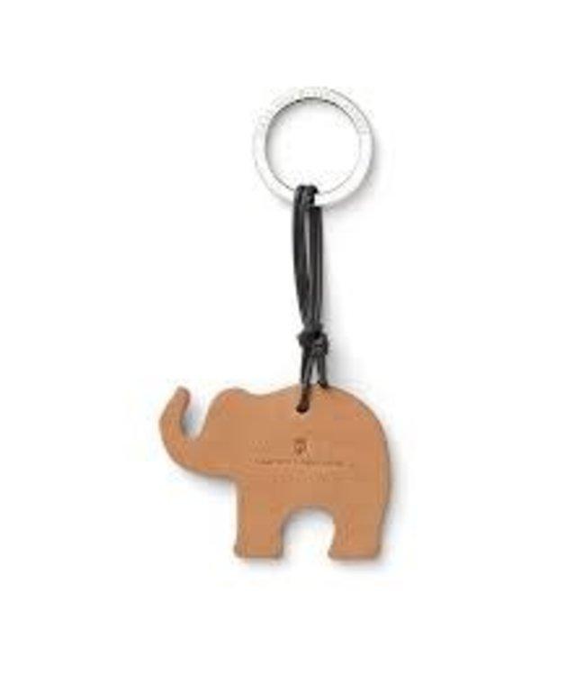 Graf von Faber Castell GVFC 118723 sleutelhanger Elephant natural
