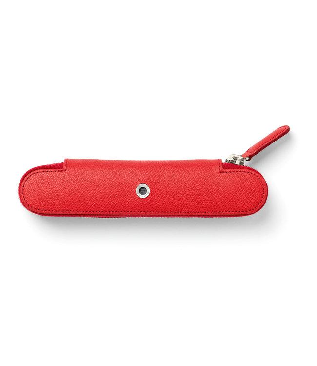 Graf von Faber Castell Graf von Faber-Castell pen etui 1-pen India Red