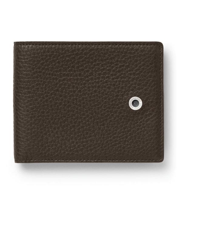 Graf von Faber Castell Credit card holder cashmere Brown