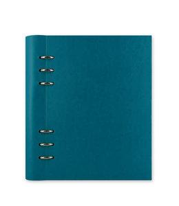 Filofax Filofax A5 Classic Clipbook Petrol Blue